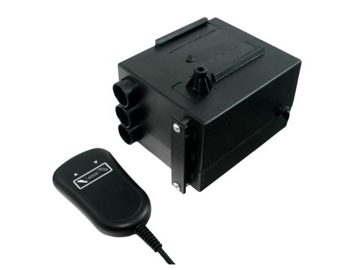 A/C actuator control box