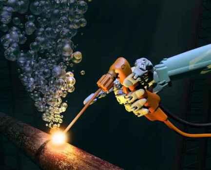 Deep sea maintenance